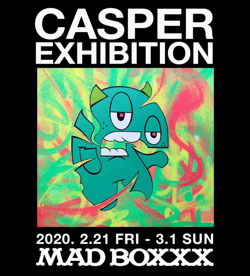 CASPER one ART EXHIBITION