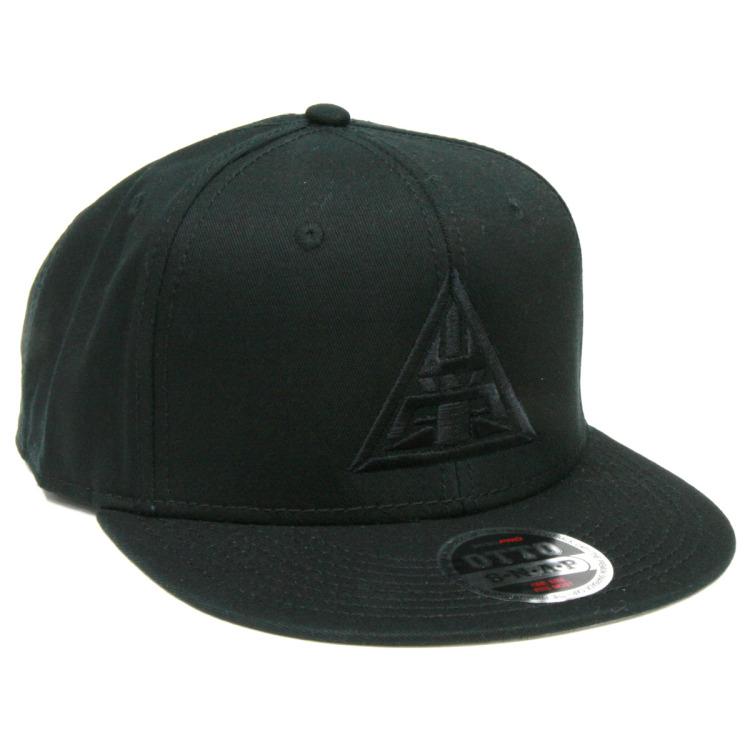 """山栄CAP """"黒"""""""