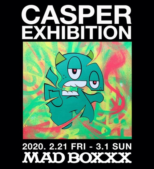 CASPER one ART EXHIBITION