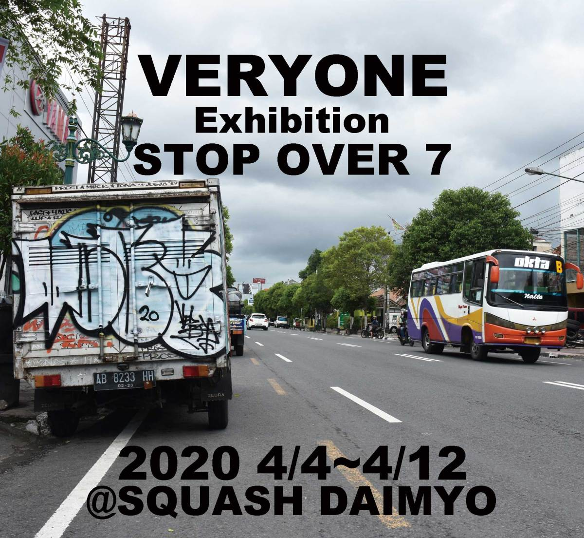 VERYONE Exhibition Stop Over 7